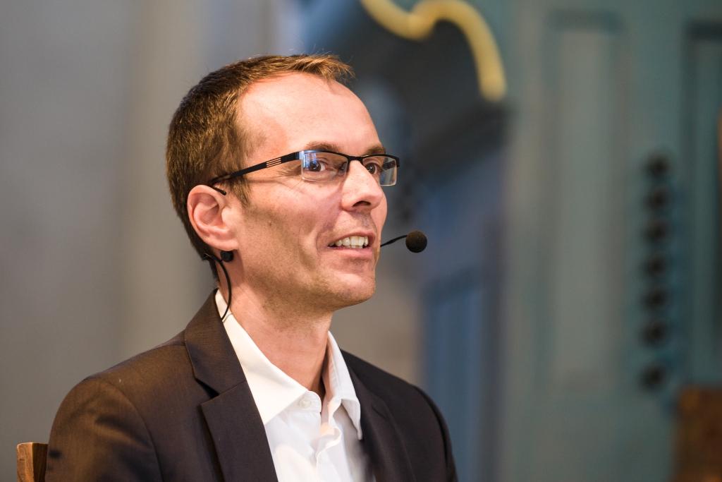Georg Magirius Die Biblische Weinprobe der Bündner Herrschaft Weinfest 2015