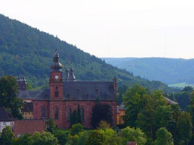 Amorbach - Foto von Georg Magirius