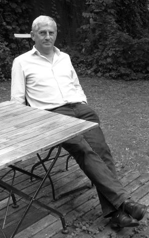 Arnold Stadler in Sallahn Foto von Georg Magirius
