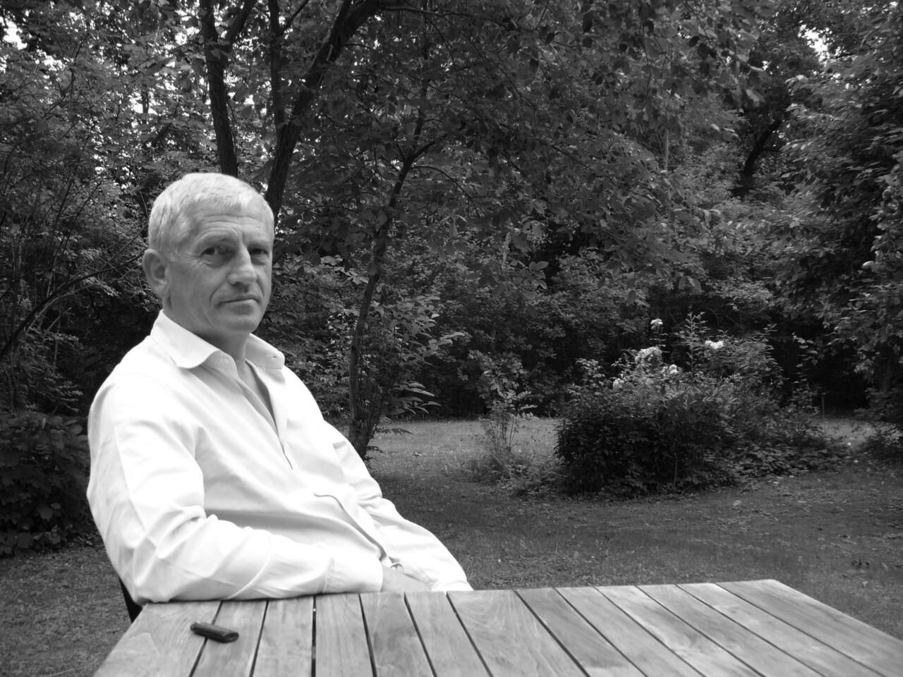 Du und ich - mehr nicht: Zum 65 Geburtstag von Arnold Stadler. Foto von Georg Magirius
