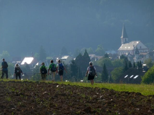 Auf dem Kinzigtaler Jakobusweg - Pilgern für Aufsteiger