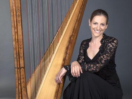 Bettina Linck - Harfenistin aus Darmstadt