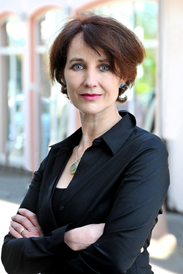 Birgitta Assheuer Foto von Eugen Sommer