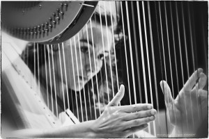 Clara Simarro Röll Harfe