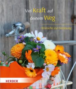"""Cover des Buches """"Gute Besserung"""". Darin sind Gedanken zum Geheimnis der Genesung."""