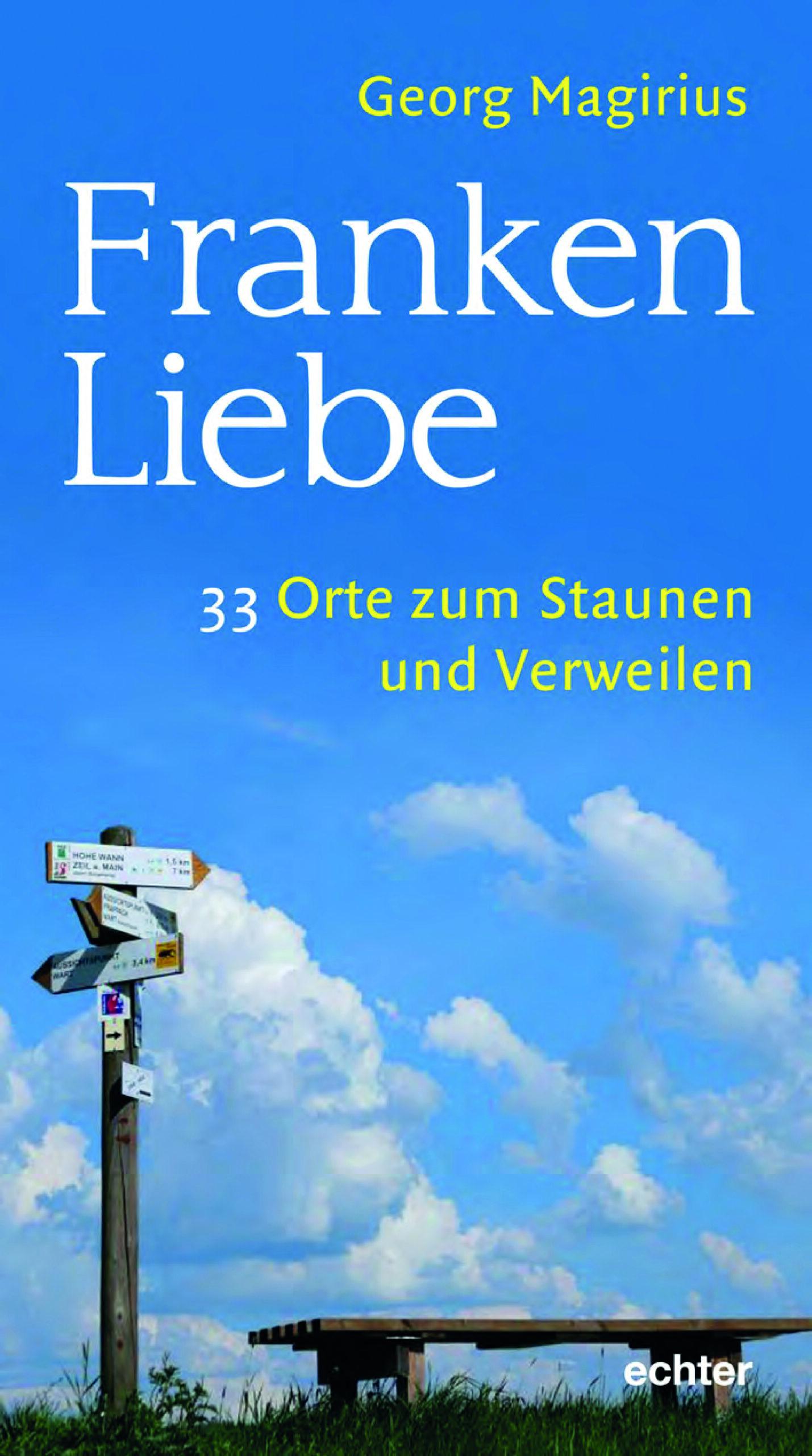 Buchcover Frankenliebe von Georg Magirius -