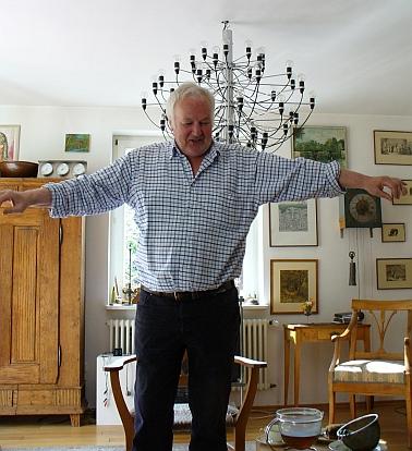 Unverkrampft und heiter – Friedrich Karl Barth wird 75