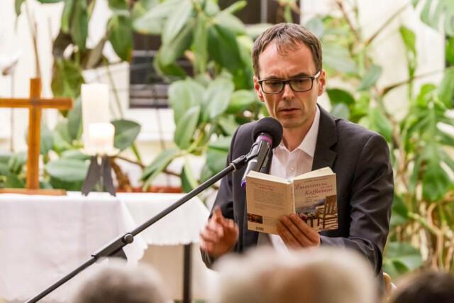Georg Magirius Zeitz 2019 Foto Matthias Keilholz