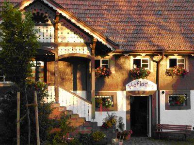 Hofladen Hofbauernhof Schömberg bei Freudenstadt - Foto von (c) Roland Lübbertsmeier