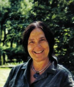 Porträt der Schritstellerin Ilka Scheidgen