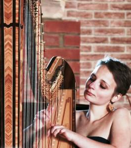 Isabelle Müller - Harfe