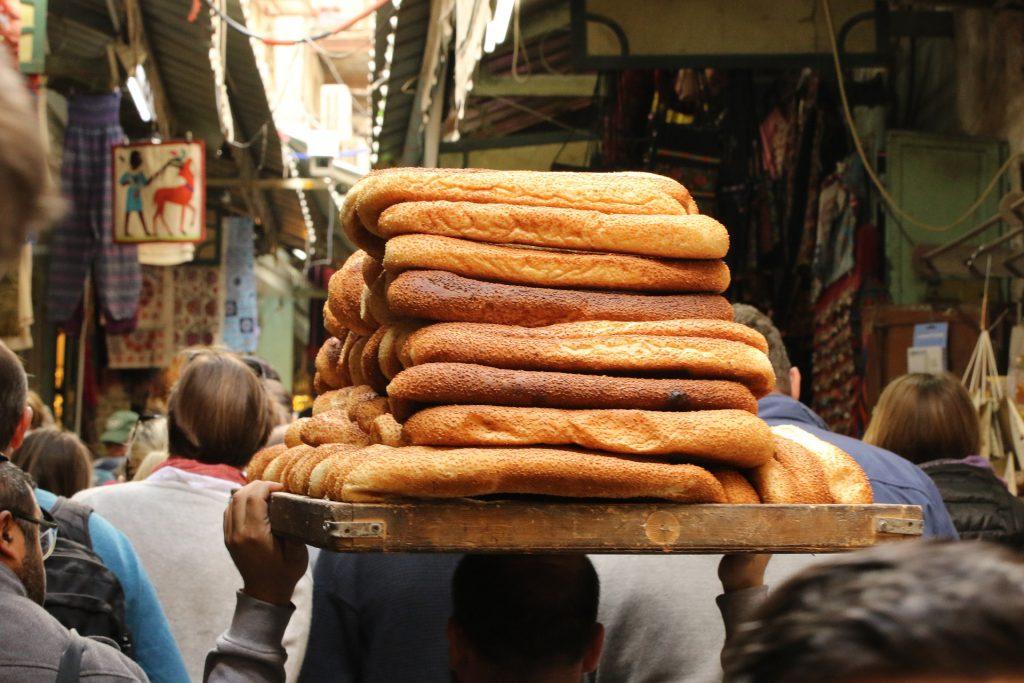 Schmalzfrei beten und leben - in Jersualems Altstadt