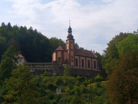 Klosterkirchen Mariabuchen - Foto von Georg Magirius