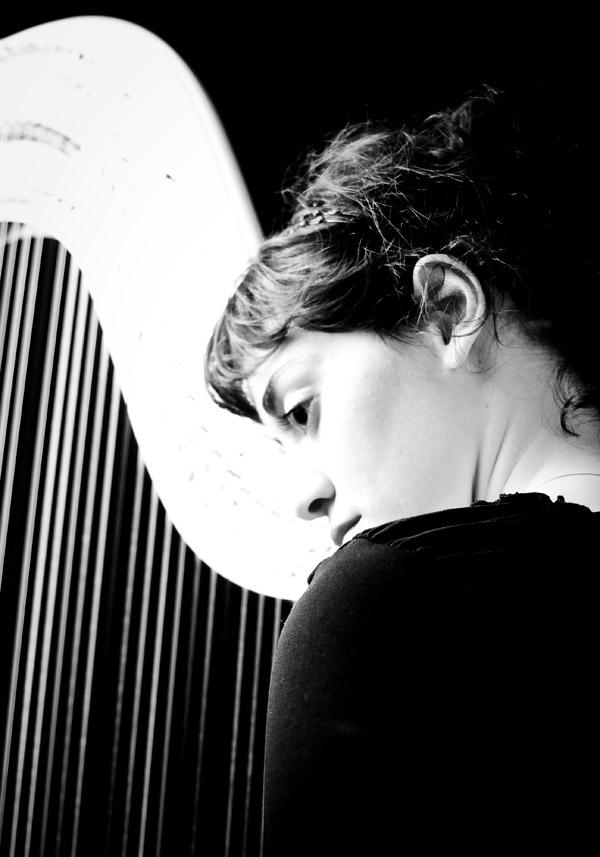 Letizia D'Amico - Harfe