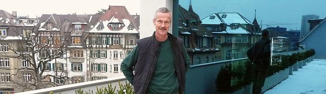 Lorenz Marti in Bern. Ihm ist an einer Spirituatlität für freie Geister gelegen.