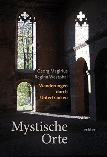 """Gotthardskapelle bei Amorbach bildet das Cover des Buches """"Mystische Orte"""""""