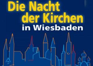 Nacht der Kirchen Wiesbaden logo