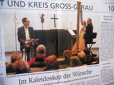 Optimismus in der Stadtkirche Groß-Gerau