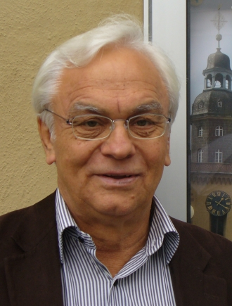 Stadtkirchenpfarrer an St. Katharinen - Pfarrer Werner Schneider-Quindeau