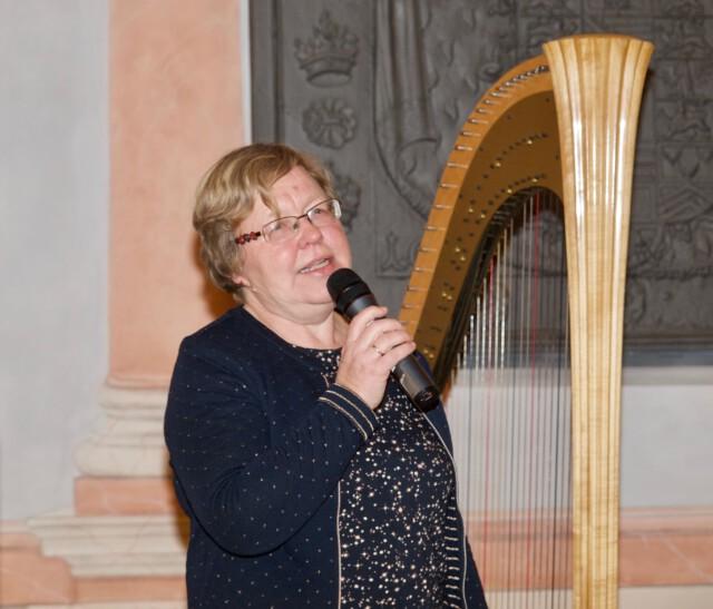 Pfarrerin Ulrike Magirius-Kuchenbuch - Foto von Rainer Hoffmann