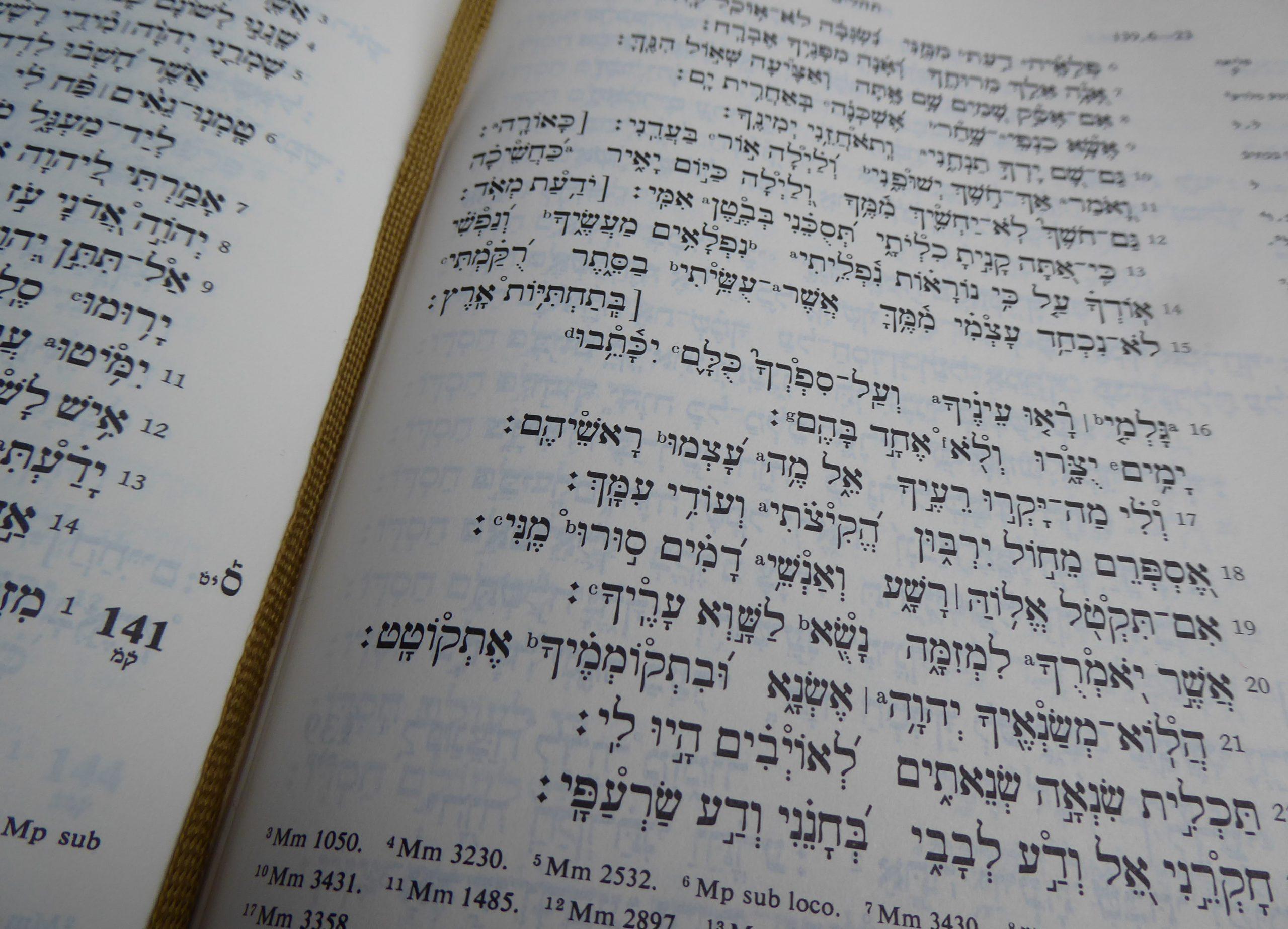 """""""Im Himmel spricht man Hebräisch"""""""