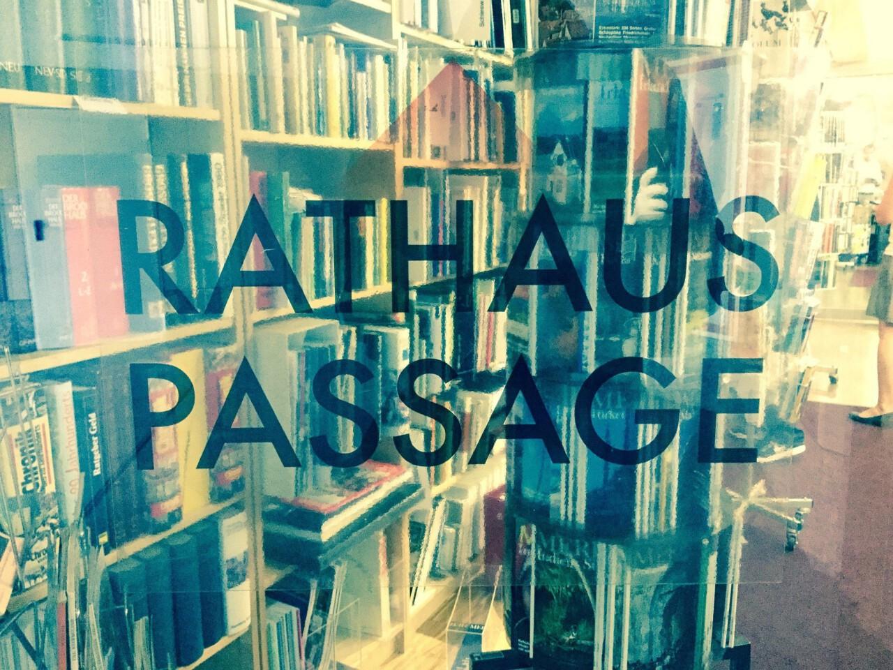 Hamburger Rathauspassage (c) www.rathauspassage.de