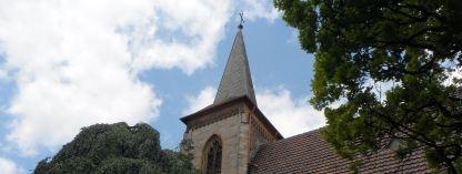 Reformierte Süsterkiche Kirchturm Bielefeld Foto (c) www.reformierte-gemeinde-bi.de