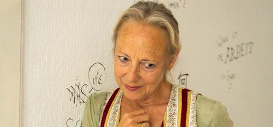 Das leere Grab und die Auferstehung - Ruth Geiersberger ist die Erzählerin