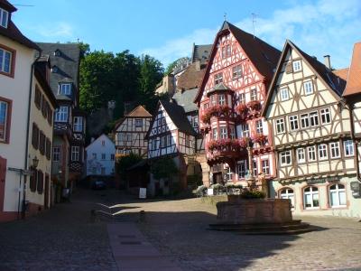 Schnatterloch in Miltenberg - Foto von Georg Magirius