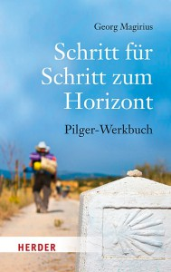 Buchcover: Pilgerbuch von Georg Magirius