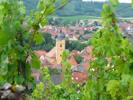 Sommerhausen - Foto von Georg Magirius
