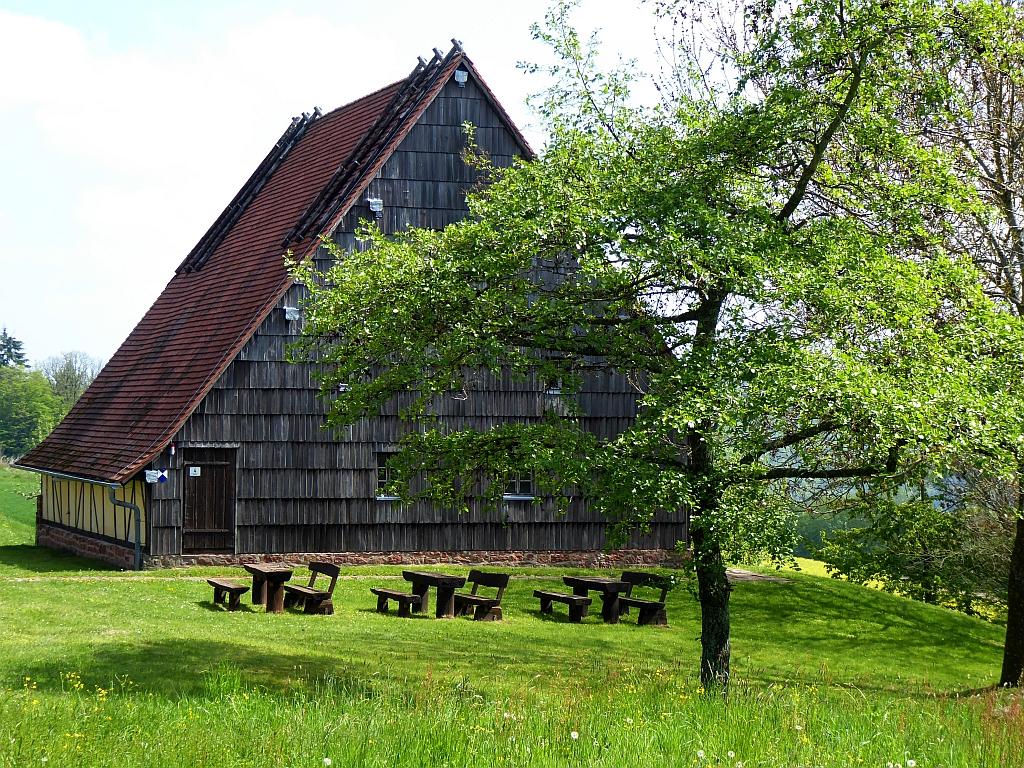 Das älteste Bauernhaus im Odenwald