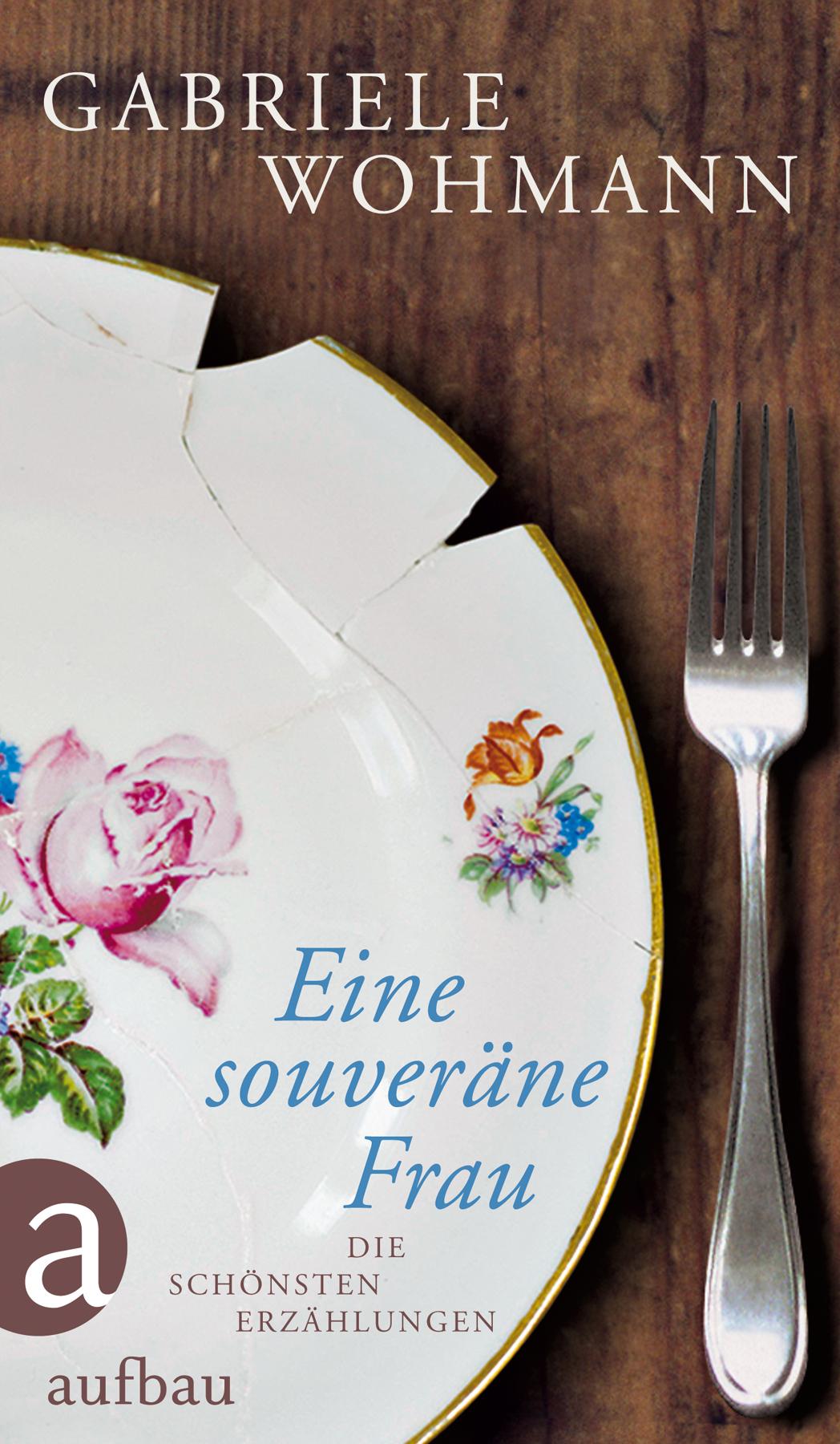 """Teller mir Rissen - Cover von """"Eine souveräne Frau"""" - in dem Buch bewährten sich Frauen mit Krone und Messer, schreibt Michaela Moser im WeiberDiwan"""