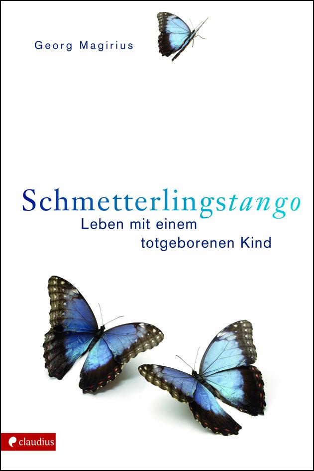 Cover des Buches Schmetterlingstango von Georg Magirius