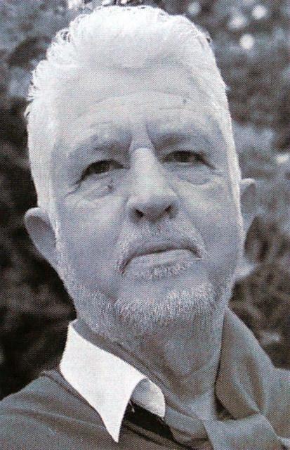 Dorival Ristoff - Porträt des brasilianischen Liederdichters