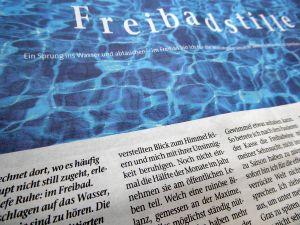 Gefährliche Demut - Ausschnitt eines Beitrags von Georg Magirius für die Evangelische Sonntags-Zeitung