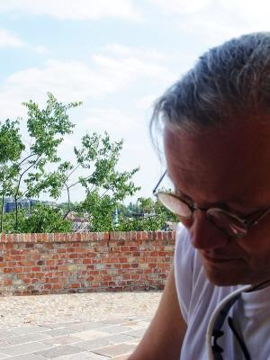 Ralf Weidner auf den Spuren des lösenden Wortes