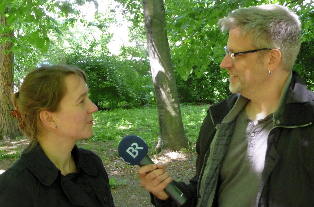 """Ansgar Nöth interviewt Pfarrerin Regina Westphal über das Buch """"Frischer Wind auf alten Wegen"""""""