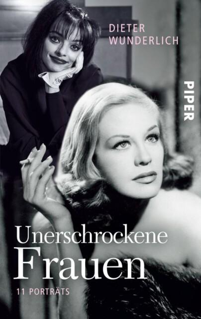 Unerschrockene Frauen - Cover des Buches von Dieter Wunderlich